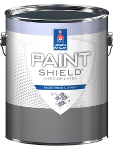 Sherwin-Williams antibacterial paint